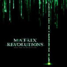 Matrix Revolutions (Colonna sonora) - CD Audio