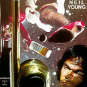 American Stars'n'Bars (Remastered) - CD Audio di Neil Young