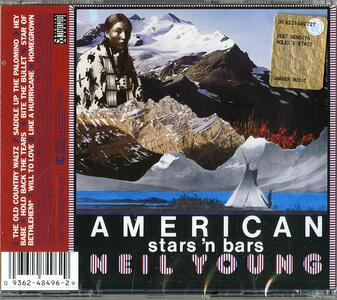 American Stars'n'Bars (Remastered) - CD Audio di Neil Young - 2