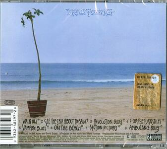 On the Beach (Remastered) - CD Audio di Neil Young - 2