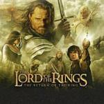 Cover della colonna sonora del film Il signore degli anelli - Il ritorno del rev