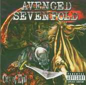 CD City of Evil Avenged Sevenfold