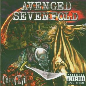 City of Evil - CD Audio di Avenged Sevenfold