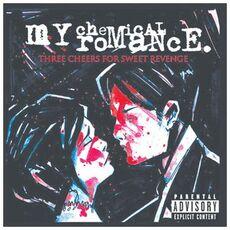 CD Three Cheers for Sweet Revenge My Chemical Romance