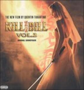 Kill Bill vol.2 (Colonna Sonora) - Vinile LP