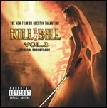 Cover CD Colonna sonora Kill Bill - Volume 2
