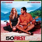 Cover della colonna sonora del film 50 volte il primo bacio
