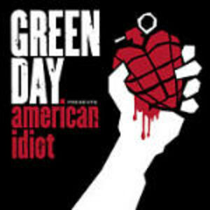 Foto Cover di American Idiot, CD di Green Day, prodotto da Warner Bros