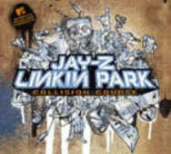CD Collision Course Jay-Z Linkin Park