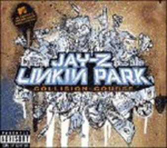 Collision Course - CD Audio + DVD di Linkin Park