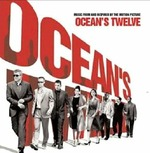 Cover CD Colonna sonora Ocean's Twelve