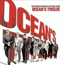 Ocean's Twelve (Colonna sonora) - CD Audio di David Holmes