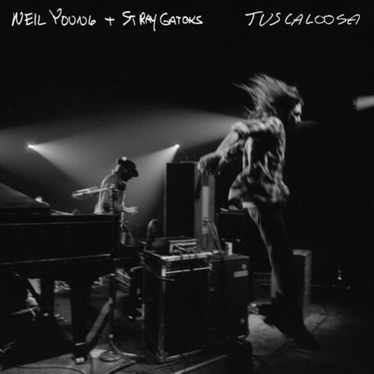 Tuscaloosa. Live - CD Audio di Neil Young,Stray Gators