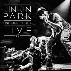 CD One More Light Live Linkin Park