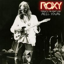 Roxy. Tonight's the Night Live - CD Audio di Neil Young