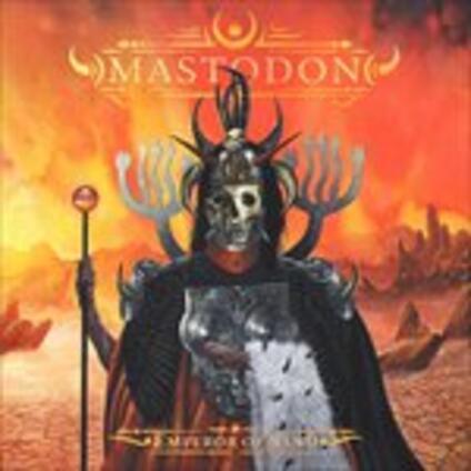Emperor of Sand - CD Audio di Mastodon