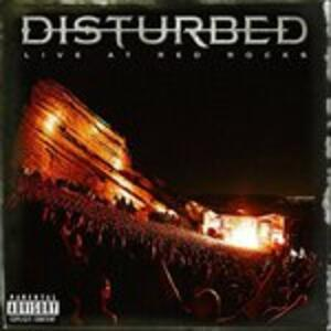 Live at Red Rocks - Vinile LP di Disturbed