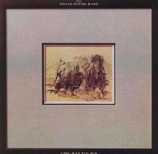 Long May You Run - Vinile LP di Neil Young,Stephen Stills