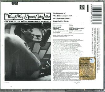 The Wonderful World of Antonio Carlos Jobim - CD Audio di Antonio Carlos Jobim - 2