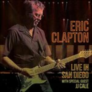 Live in San Diego - Vinile LP di Eric Clapton