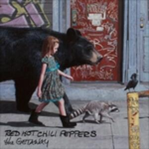 The Getaway - Vinile LP di Red Hot Chili Peppers
