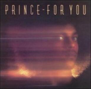 For You - Vinile LP di Prince