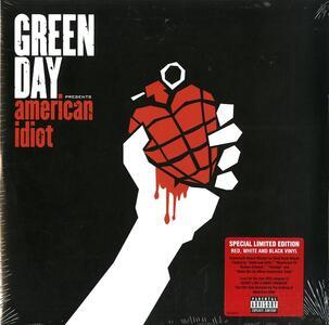 American Idiot - Vinile LP di Green Day