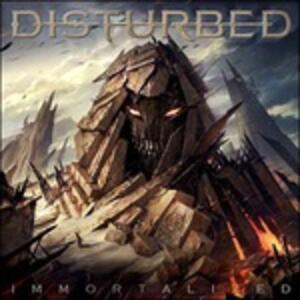 Immortalized - Vinile LP di Disturbed