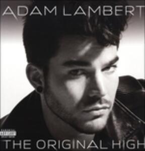 Original High - Vinile LP di Adam Lambert