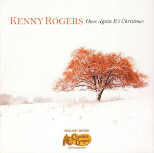 Once Again It's Christmas - CD Audio di Kenny Rogers