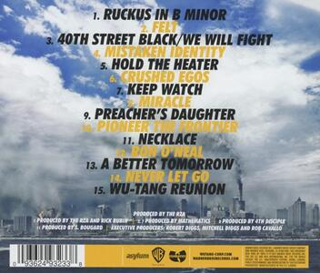 A Better Tomorrow - CD Audio di Wu-Tang Clan - 2