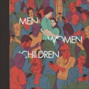 Men, Women & Children (Colonna Sonora) - CD Audio