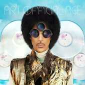 CD Art Official Age Prince