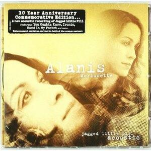 Jagged Little Pill Acoustic - CD Audio di Alanis Morissette