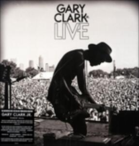 Gary Clark Jr. Live - Vinile LP di Gary Clark Jr.