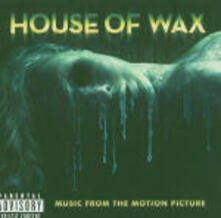 House of Wax (Colonna sonora) - CD Audio