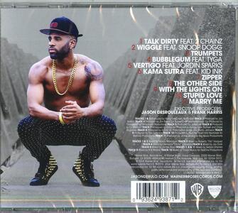 Talk Dirty - CD Audio di Jason Derulo - 2