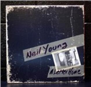 A Letter Home - Vinile LP + CD Audio + DVD di Neil Young