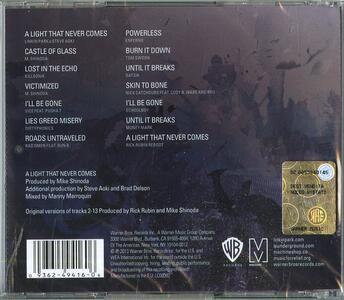 Recharged - CD Audio di Linkin Park - 2