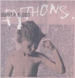 Pythons - Vinile LP + CD Audio di Surfer Blood