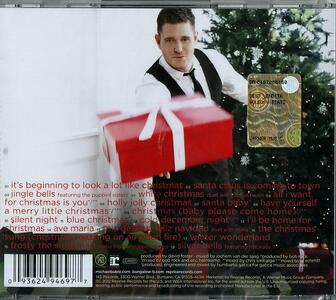 Christmas (Deluxe Special Edition) - CD Audio di Michael Bublé - 2