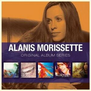 Original Album Series - CD Audio di Alanis Morissette