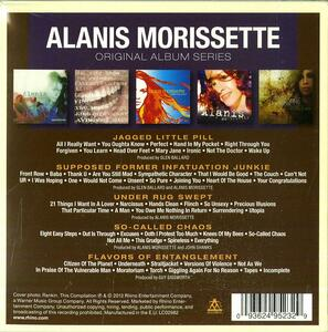 Original Album Series - CD Audio di Alanis Morissette - 2