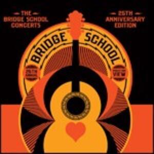 The Bridge School Concerts - CD Audio