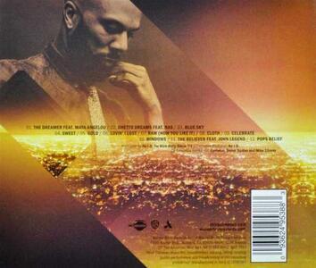 Dreamer the Believer - CD Audio di Common - 2