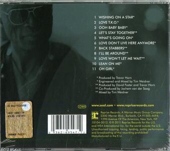 Soul 2 - CD Audio di Seal - 2