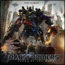 Transformers. Dark of the Moon (Colonna sonora) - CD Audio