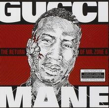 Return Of Mr. Zone 6 - CD Audio di Gucci Mane