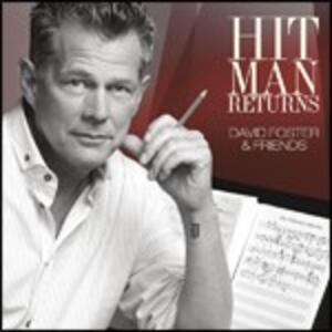 Hitman Returns - CD Audio + DVD di David Foster