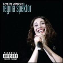 Live in London - CD Audio + DVD di Regina Spektor